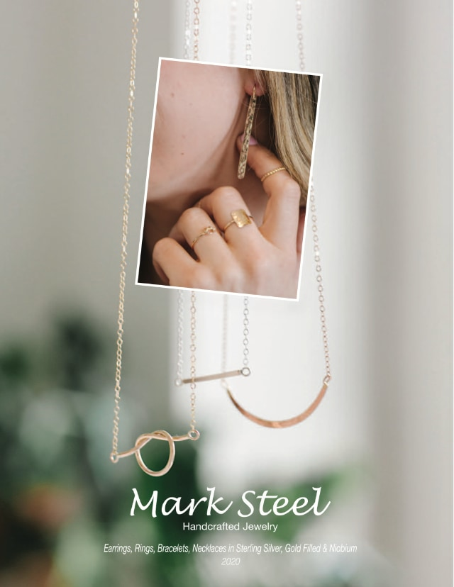 Mark Steel Handcrafted Jewelry - The Joyce Collection